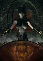 dark vampire cover story